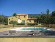 Cucuron 3 Bedroom Villa Rental in Luberon