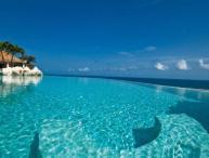 Luxury 5 bedroom St. Martin villa. Beautiful scenic pool