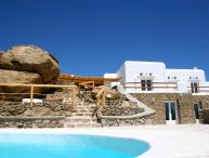 Villa Rhenianos Estates Luxury villas to rent on Mykonos - Greece