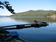 Beautiful 3 Bedroom Canim Lake Waterfront Home in the South Cariboo