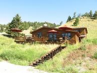 Bangtail Cabin