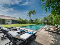 Villa Kavya Berawa Beach Canggu Bali Modern Luxury 4 bedrooms