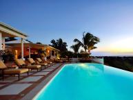 Mille Fleurs at Terres Basses, Saint Maarten - Ocean View & Pool, Family Friendly