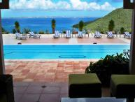 LE PRIVILEGE...huge villa with stunning views of Marcel Cove.