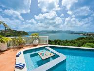 FIELDS OF AMBROSIA... Gorgeous views, very private, the quintessential Caribbean