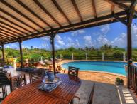 Stunning French Creole villa in an acre of Tropical Gardens.