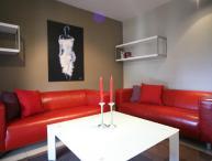 Apartment Rojo holiday vacation apartment rental spain, barcelona, holiday