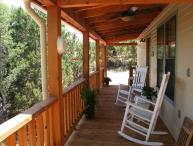 Alamo Springs: The Country Cabin