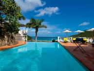 Casa Branca at Anse Marcel, Saint Maarten - Ocean View, Large Infinity Pool, Walk to the Beach