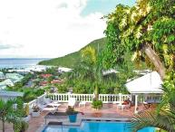 JOELLE... a truly unique luxury villa made for entertaining, great views and very tropical location