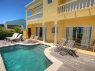 Villa Tara at Beacon Hill, Saint Maarten - Oceanfront & Pool