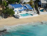 Caribbean Blue at Pelican Key, Saint Maarten - Beachfront, Amazing Sunset View
