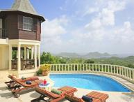 Residence du Cap at Golf Park, Cap Estate, Saint Lucia - Pool, Ocean View