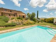 Villa Rosina holiday vacation large villa rental italy, tuscany, pienza, siena,