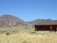Jim Mountain Cabin
