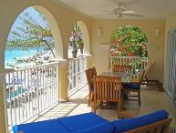 Sapphire Beach 201 at Dover Beach, Barbados - Beachfront, Gated Community,Pool
