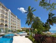 Sapphire Beach 209 at Dover Beach, Barbados - Beachfront, Gated Community,Pool