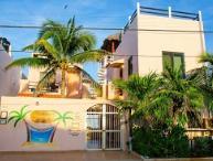 Four Bedroom Oceanfront Villa-Villa Tranquila