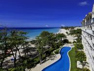 Sapphire Beach 407 at Dover Beach, Barbados - Beachfront, Gated Community, Pool