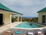 Florence at Marigot, St. Barths - Ocean View, Private, Perfect Vacation with Friends