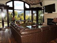 Stunning Golf Course Home - Views of golf course and slopes! (4143)