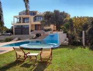 Villa Alegria Crete luxury villa rental - Chania Greece