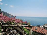 Villa Fornillo View home in Positano
