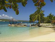 Amanoka at Discovery Bay, Jamaica - Private White Sand Beach, Amazing Sunset View, Pool