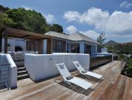 Khajuraho at Pointe Milou, St. Barth - Ocean View, Amazing Sunset View, Very Private