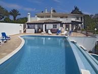 stunning luxury villa cascading saltwater pool