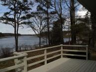 River Front Orleans Home with Dock