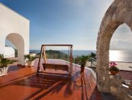 Villa Carmen Villa with view in Sorrento, Sorrento villa with pool and view, hol