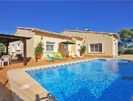 3 bedroom Villa in Calpe, Costa Blanca, Spain : ref 2068379