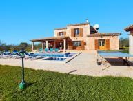 6 bedroom Villa in Calonge, Cala Dor, Mallorca : ref 2105880
