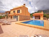 4 bedroom Villa in Calpe, Costa Blanca, Spain : ref 2067884