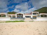 CASA SUNSHINE... Huge 10 BR beach front villa on Guana Bay