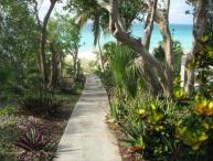 2-Bedroom waterfront house in Current, Eleuthera