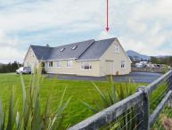 CARROWCALLY HOUSE, cosy property with views over tidal inlet, flexible accommodation, near Westport, Ref 903450