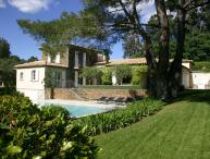 Villa Gigaro holiday vacation large villa rental france, riviera, cote dazur, near st. tropez, near sea, beaches, pool, air condition