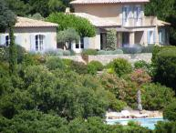 Villa Cavalaire vacation holiday large villa rental france, southern france, riviera, cote dazur, pool, air conditioning, near st. trope