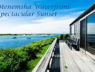 LEWID - Menemsha Waterfront,  Magnificent Views and Private Location, WiFi