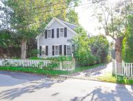 POLLE - Edgartown Village Location, Exquisite Decor, Private Patio and Yard, Central AC