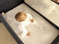 - Baby's Cot — delivered to your villa -