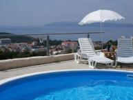 VILLA WITH POOL, MAKARSKA