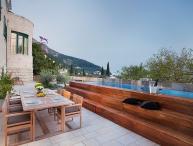Luxury seaview villa for rent, Dubrovnik