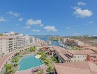 AISLING...Porto Cupecoy, with views of Simpson Bay Lagoon, St Maarten