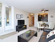 Downtown Vancouver 1 Bedroom Executive Condo with Views to English Bay