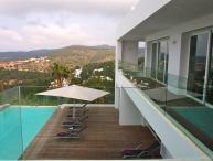 4 bedroom Villa in Cala Moli, Ibiza, Ibiza : ref 2240102