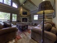 Big Sky Resort   Powder Ridge Cabin 3 Manitou
