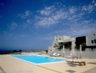 BlueVillas | Villa Amberoid | Private pool with jacuzzi & pool bar for groups